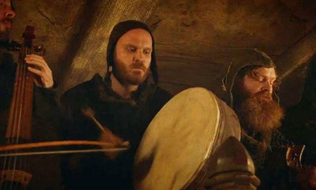 Games of Thrones scene Iceland