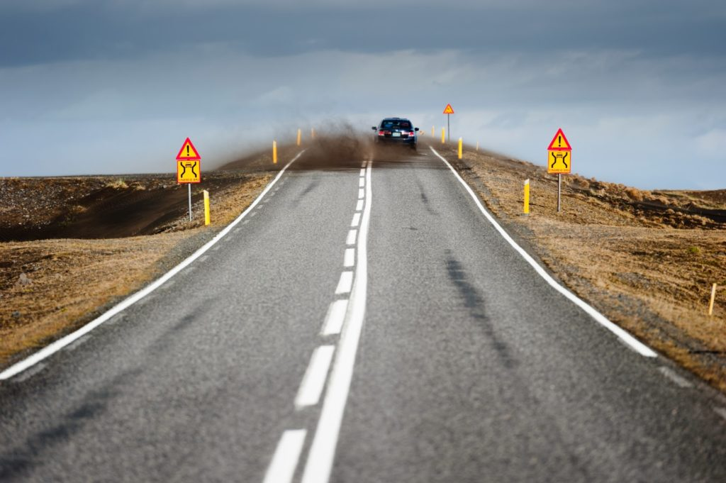 Drive Safely in Iceland