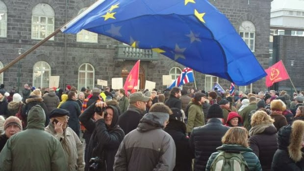 EU gathering Iceland