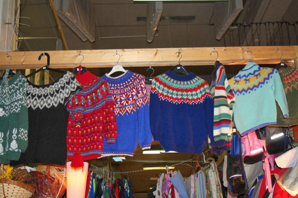 Enjoy Reykjavík's Kolaportið Weekend Market