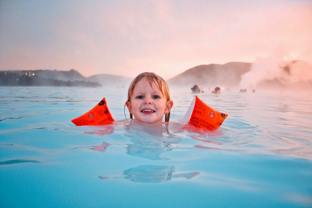 Visiting Iceland with children