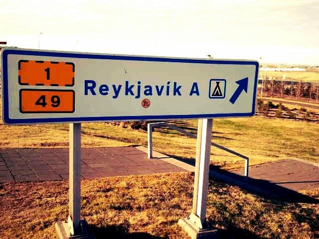 From Keflavík to Reykjavík