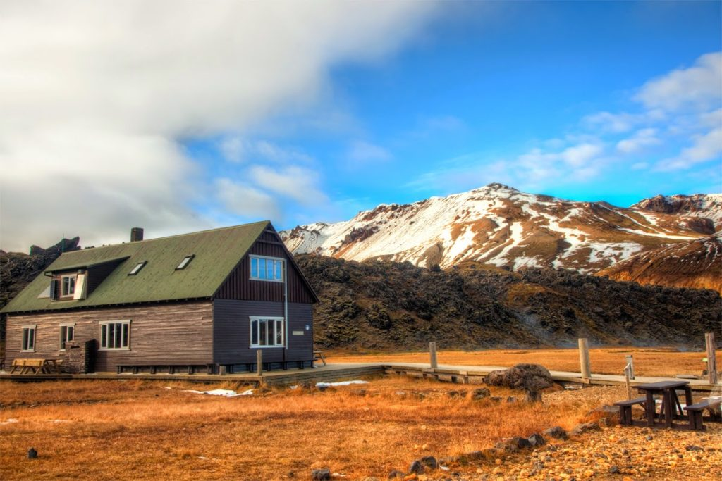 Where to stay during a trip to Iceland