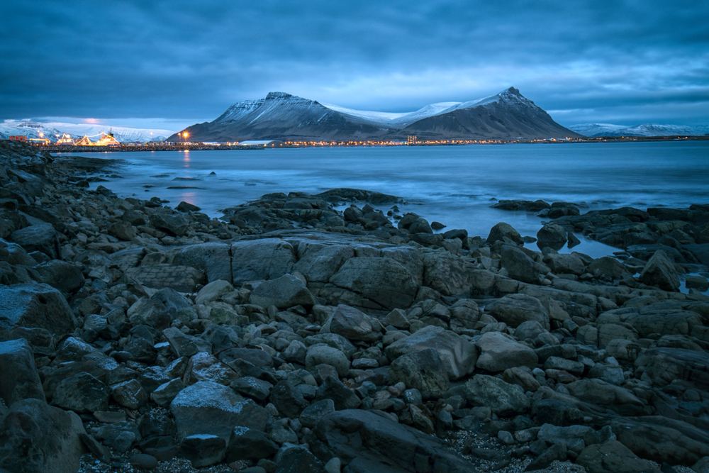 Akranes, West Iceland