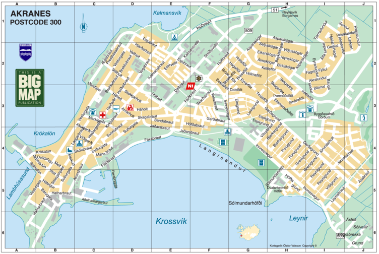 Akranes Travel Guide