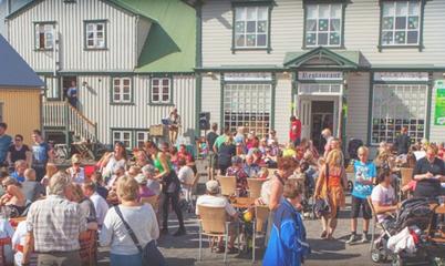 Húsavík at 66 Degrees North