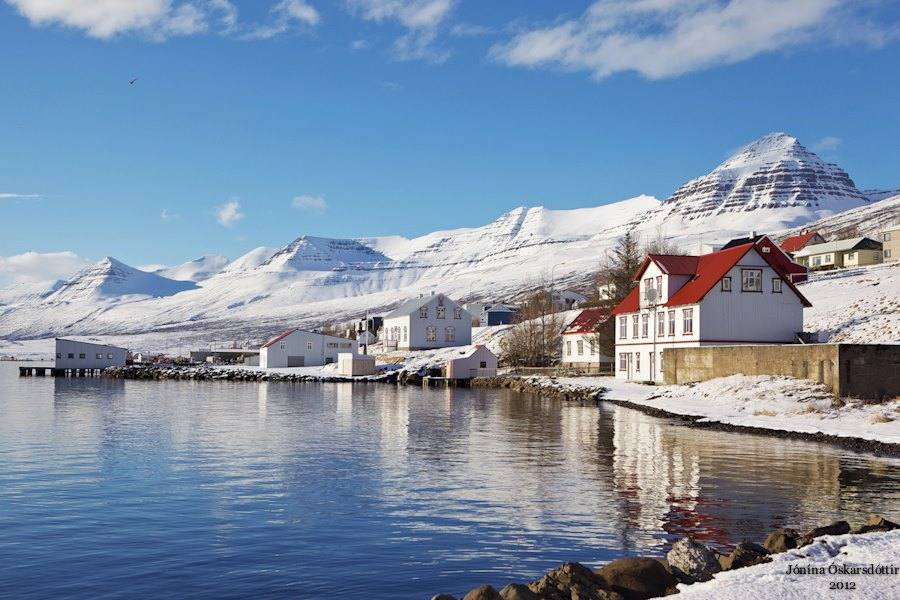 A little France in the heart of Iceland: Fáskrúðsfjörður