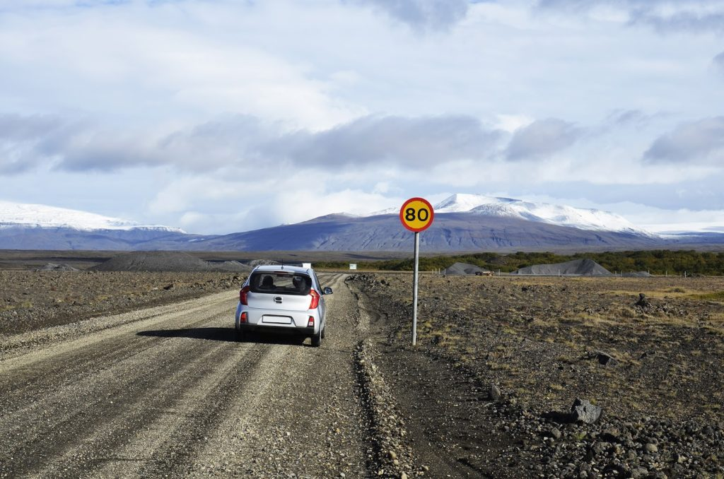 When do mountain roads open? - Travel to Iceland
