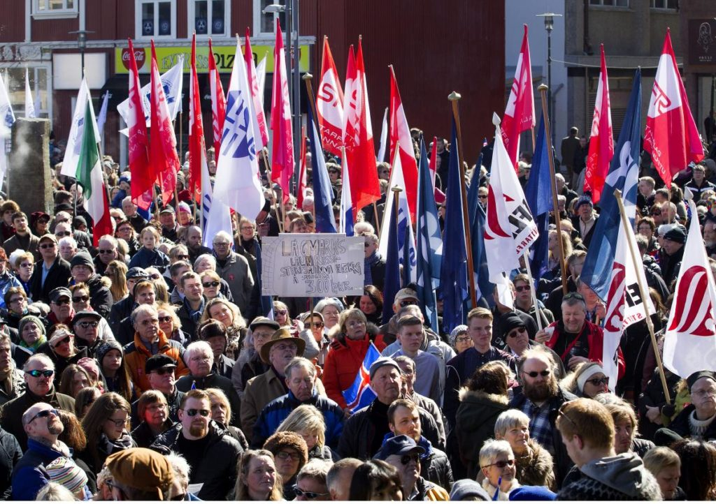 Wages and working conditions in Iceland - Icelandic jobs