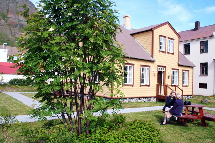 3 small museums in the North of Iceland