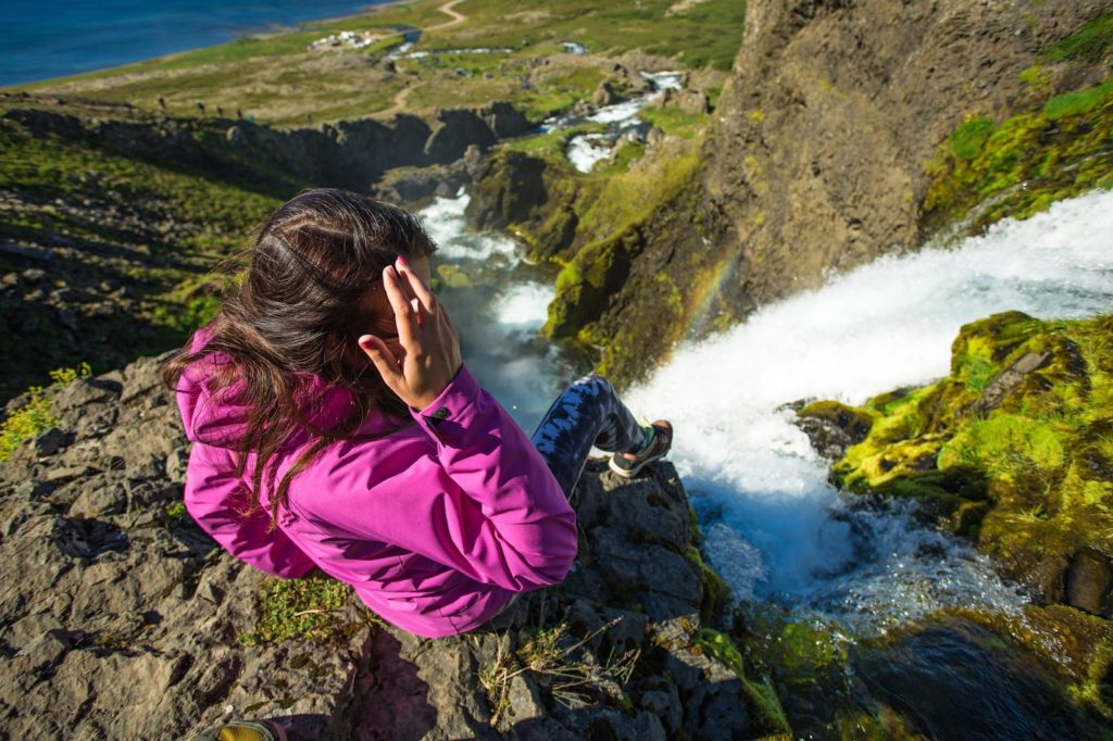 5 Amazing waterfalls in the West of Iceland!