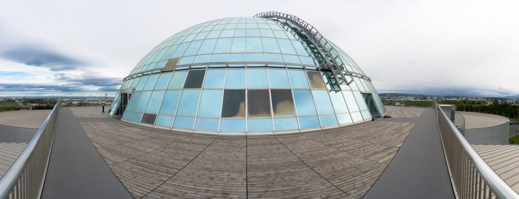 Strange architecture in Iceland! - What to see in Iceland