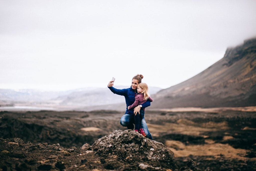 Iceland with children. Travel tips!