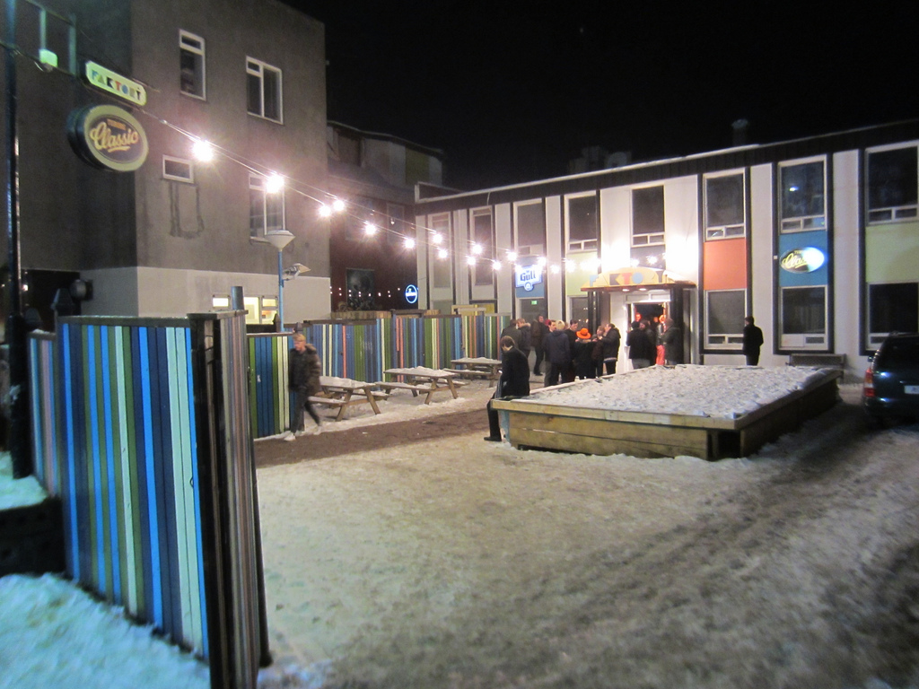 The glory days of Reykjavík - 5 places we miss