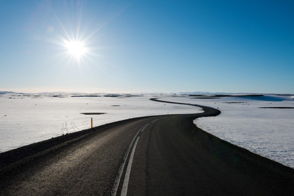 The best guide to driving in Iceland!