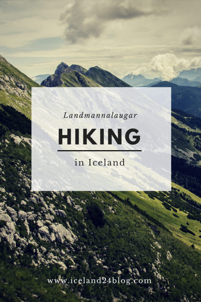 Hiking in Landmannalaugar and the Laugavegur Trail in Iceland