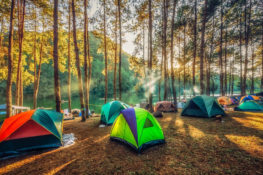 Camp out at Reykjavik's Secret Solstice Music Festival
