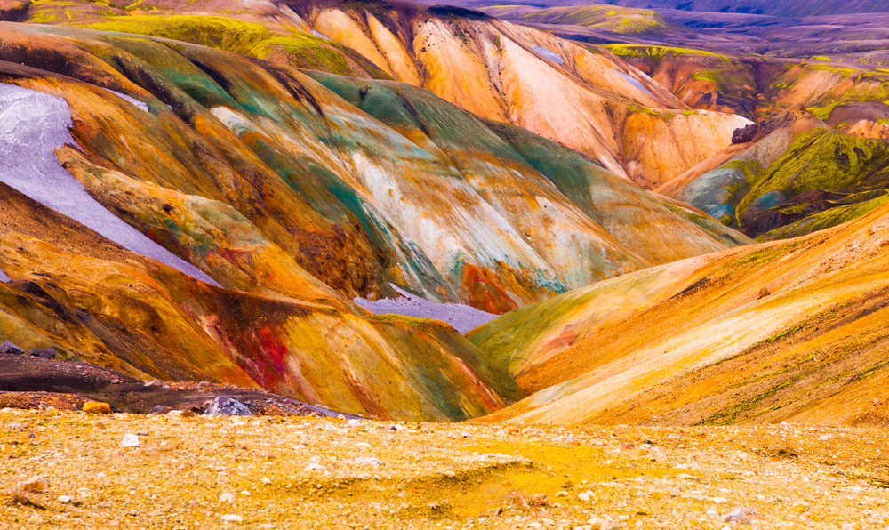 HIking in Landmannalaugar will be one of the highlights of your Iceland trip