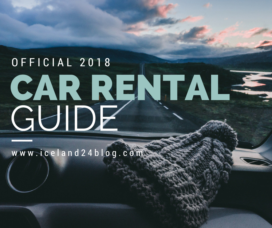 Check out our official 2018 Car Rental Guide for Iceland