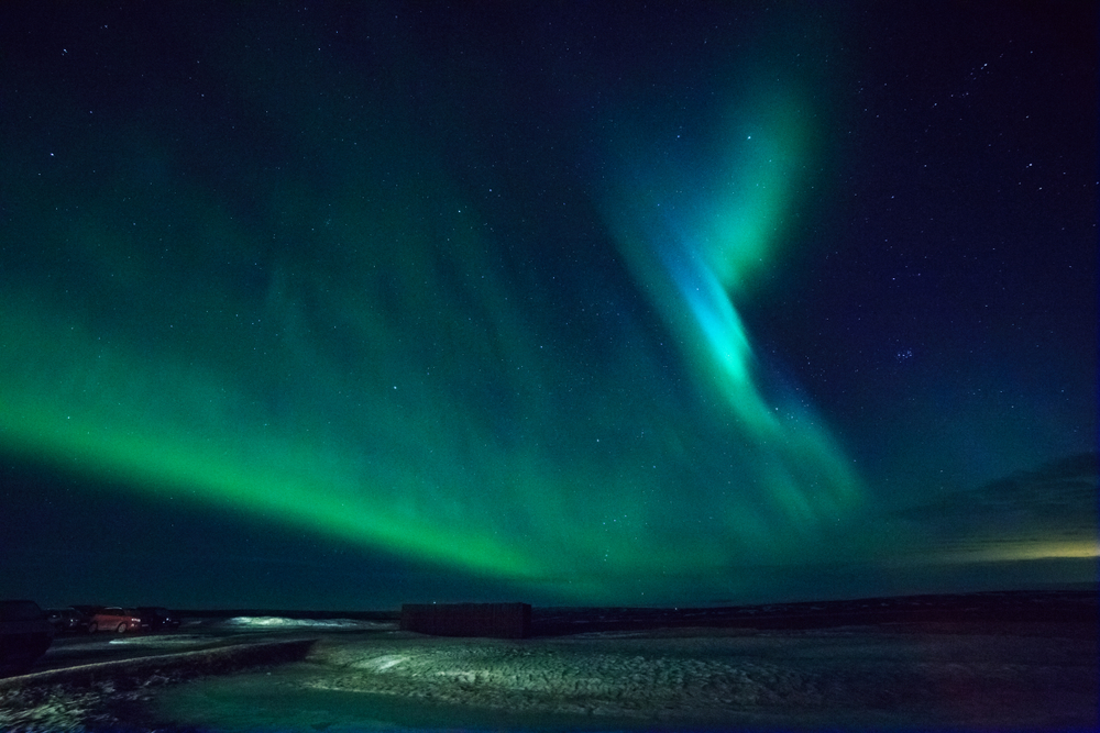 Tip: Fall is the best time to visit Iceland and see the Northern Lights