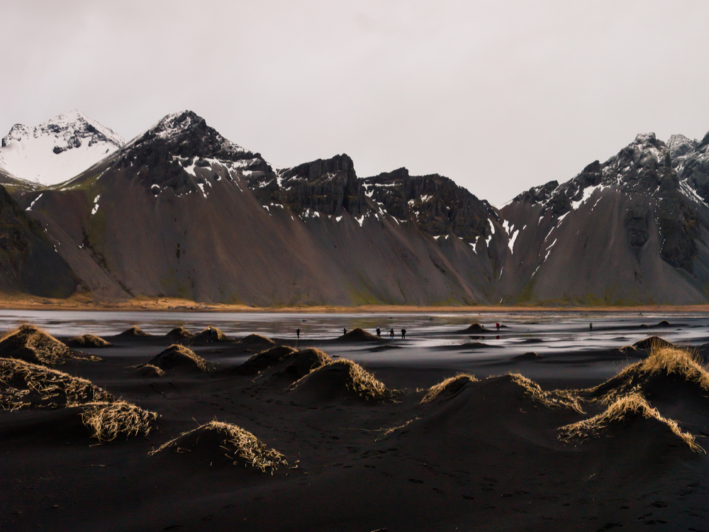 When deciding how long to spend in Iceland, see if you want to go to places like Vestrahorn in Stokksnes