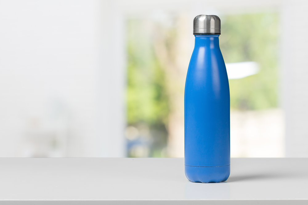 Iceland tap water: Bring a reusable water bottle