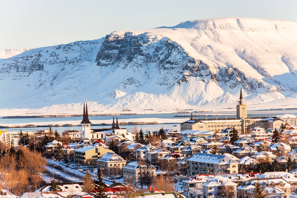 Iceland cities to visit include Reykjavik, the capital